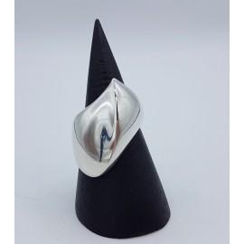 Georg Jensen sølvring, str....